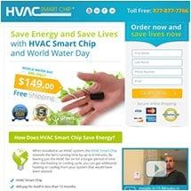 HVAC SMART CHIP