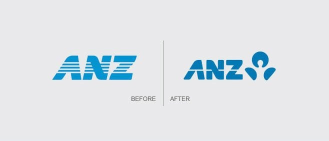 ANZ Logo - Most Expensive Logo Designs