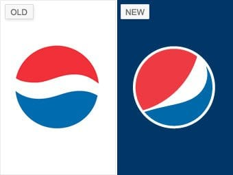 The New Logo of Pepsi - Most Expensive Logo Designs