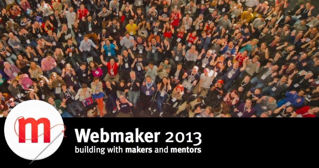 Webmaker Event