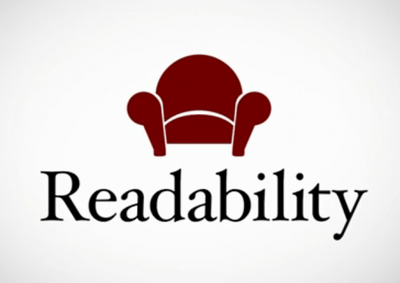 Create a logo that is readable