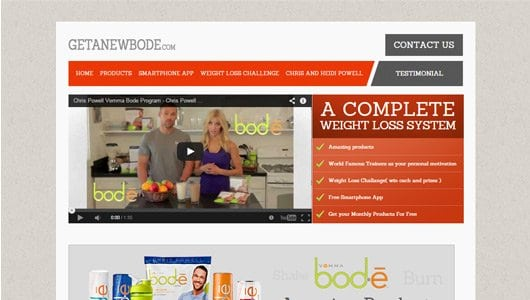 vemma web design