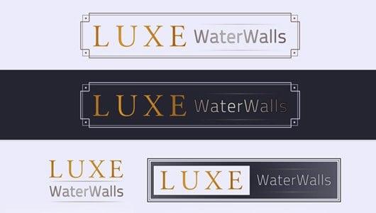 Luxe Waterwalls