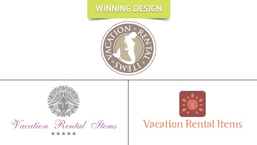 Vacation Rental Items Logo