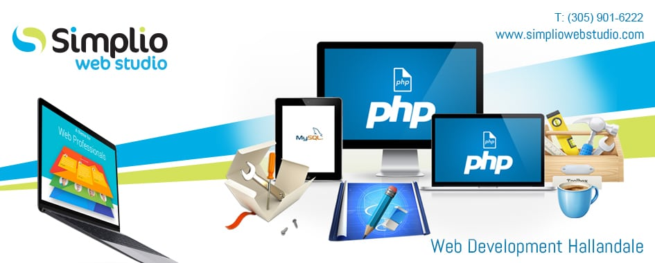Web Development Hallandale