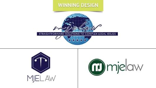 Mjelaw Logo Design