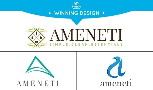 Ameneti wining design