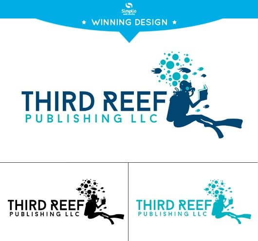 Third Reef Publishing logo design