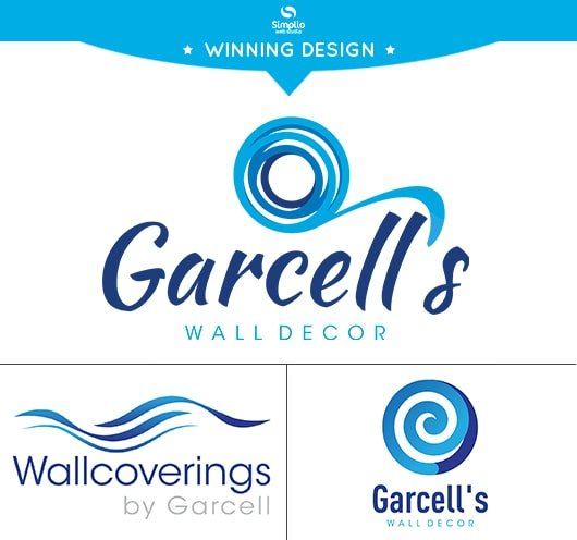 Garcell's Wall Decor Winning Design