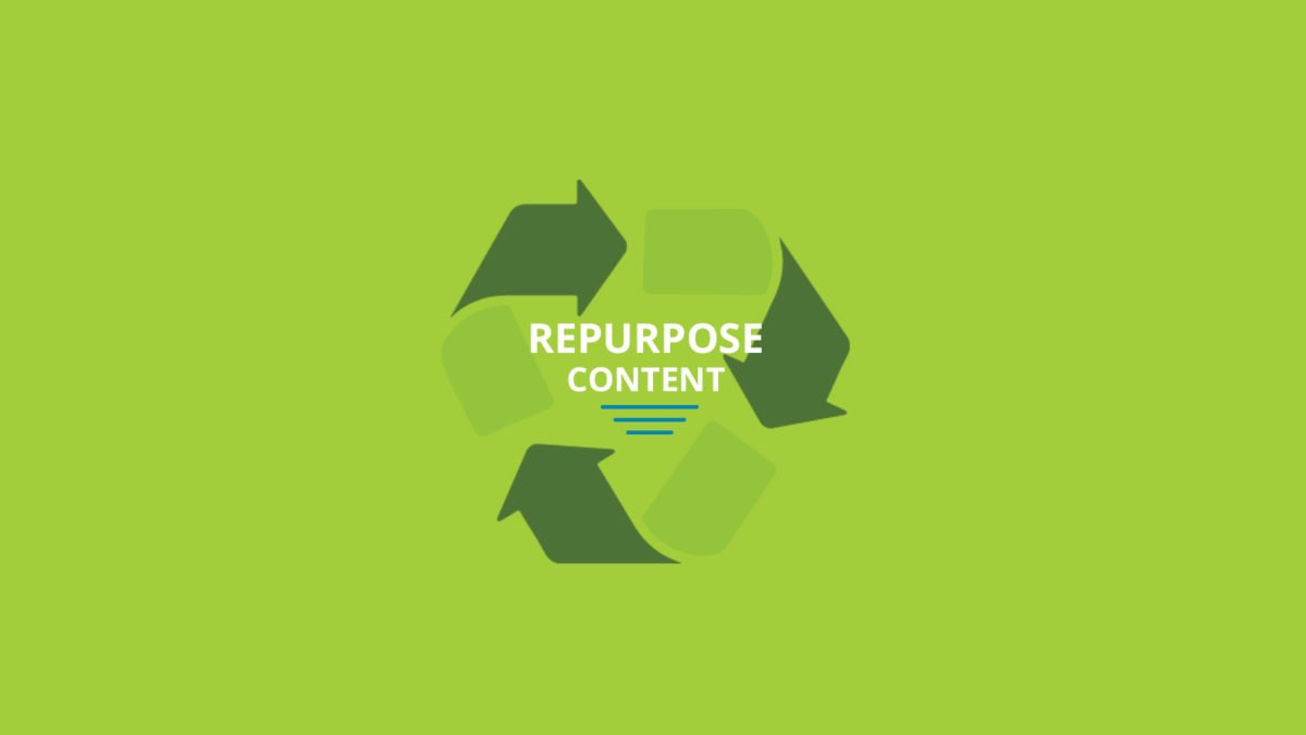 repurpose your best content